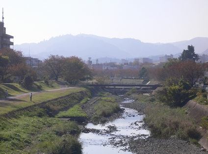 Asakawa in Autumn