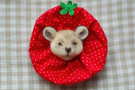 苺くまちゃん2013