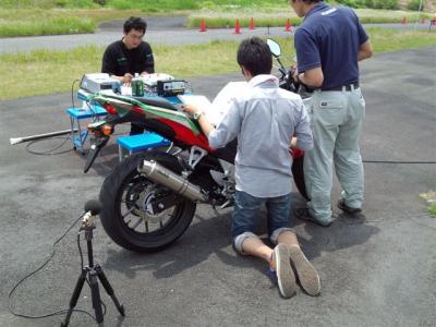 加速走行試験 (5)