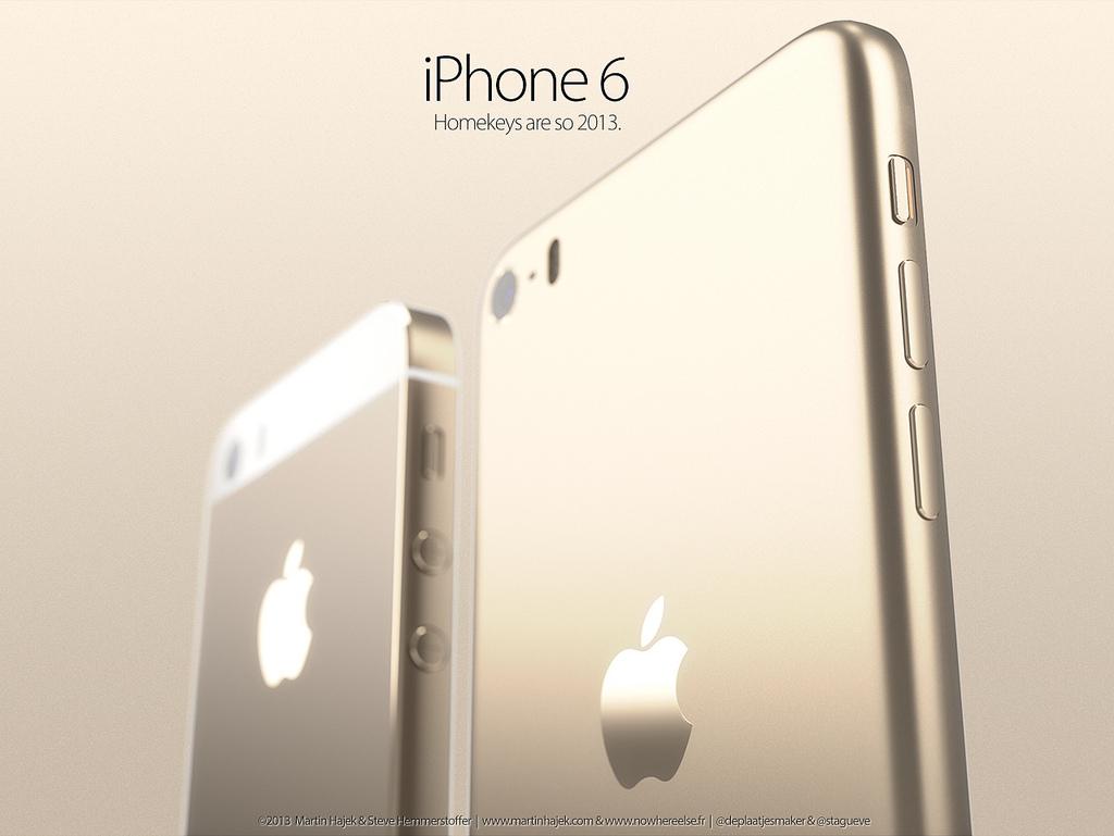 iPhone 6の噂