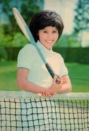 恋する夏の日テニスラケット
