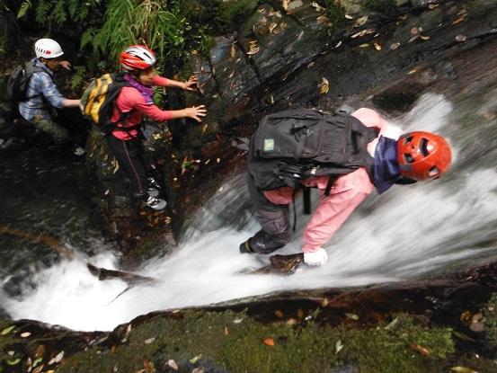 滝2登り2