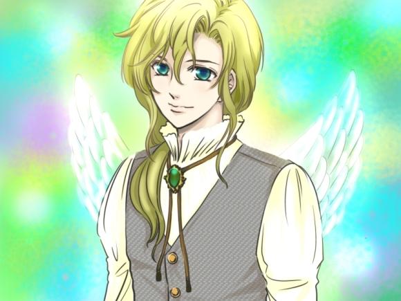 東雲様-守護天使