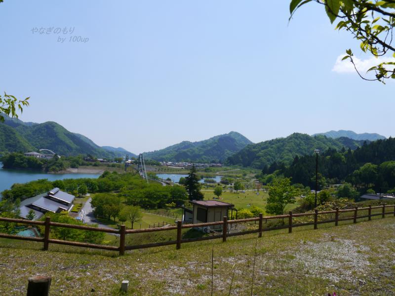 2013,5,5宮ケ瀬ダム-1