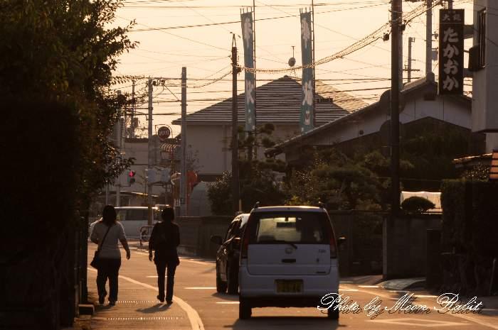 徳永土佐木材センター 祭り帰り 愛媛県西条市朔日市40−5