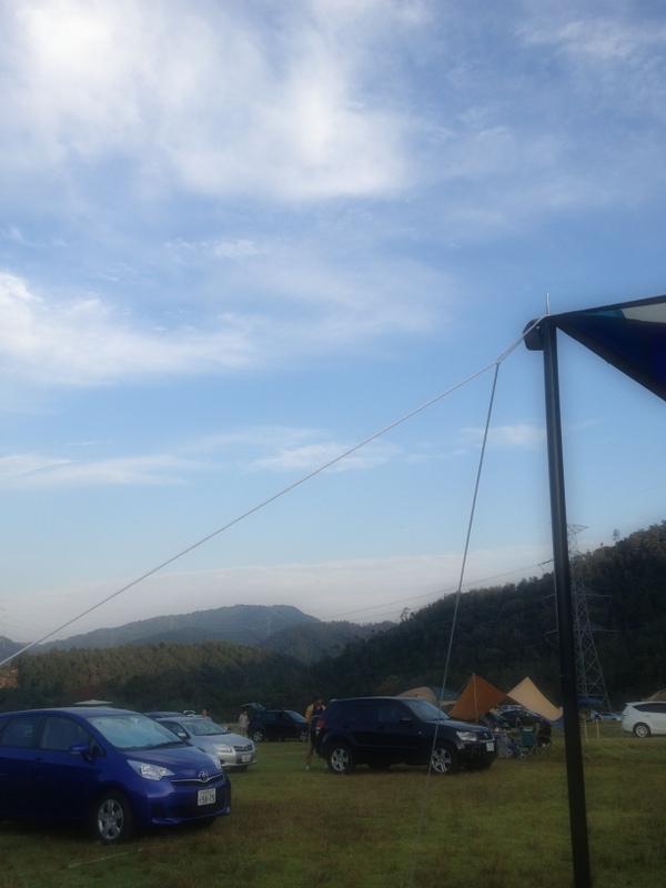 野外フェス-キャンプ1-