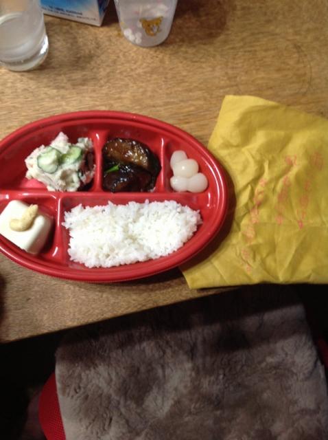 サトシさんの食事