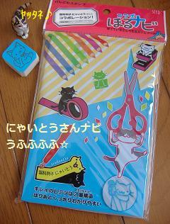2013 5猫さんナビ1