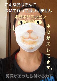2013 1011ネコマスク装着