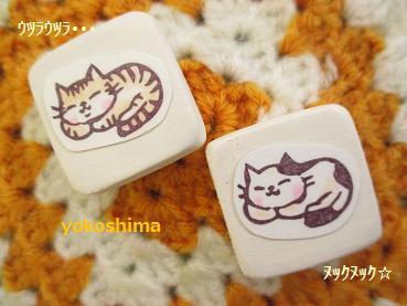 2013 1024眠り猫ミニ1