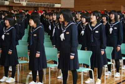 開校式典6