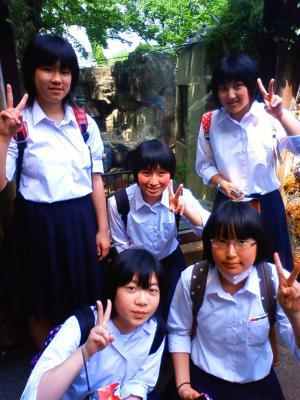 2組上野動物園
