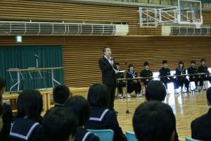 生徒総会9