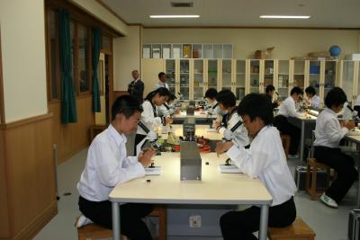 訪問授業1