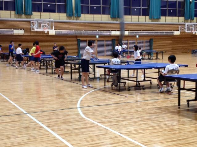 卓球強化練習1__