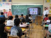 体験入学英語