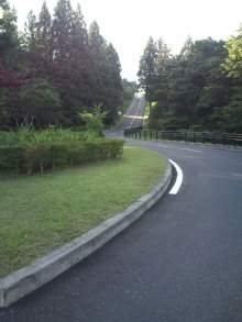 自転車で日本一周を達成したオヤジ