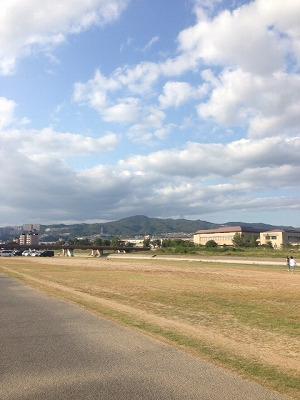 武庫川サイクリングロード(2)