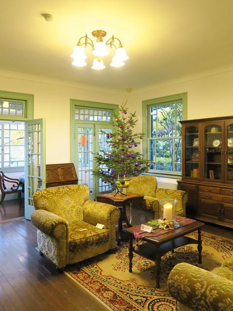 山手西洋館のクリスマス~ブラフ18番館