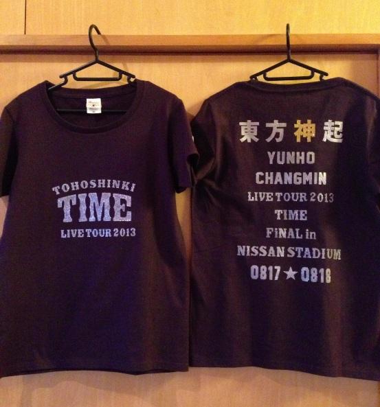 わいずさんTシャツ2