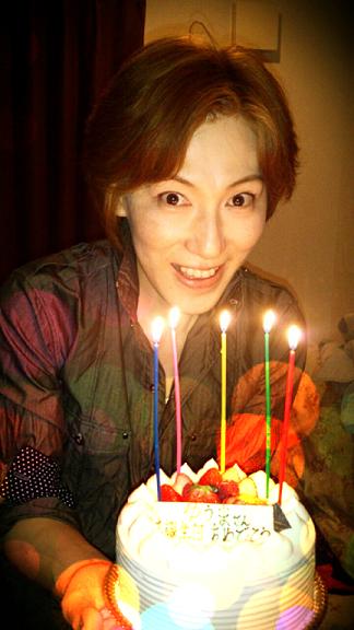 2013 お誕生日