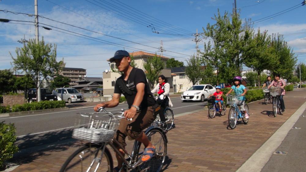 タウンサイクリング