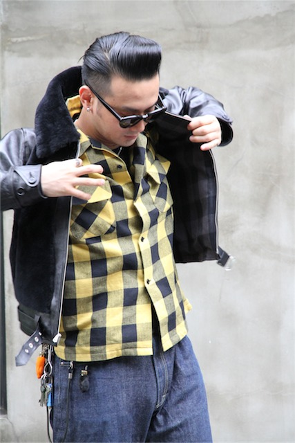 GRIZZLY JACKET BL3
