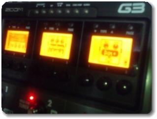 ZOOM G3とG3Xの違い