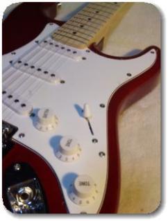 プレイテックST250激安エレキギター