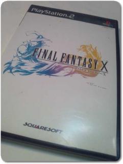PS2ファイナルファンタジー10