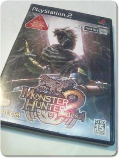 PS2モンスターハンター2
