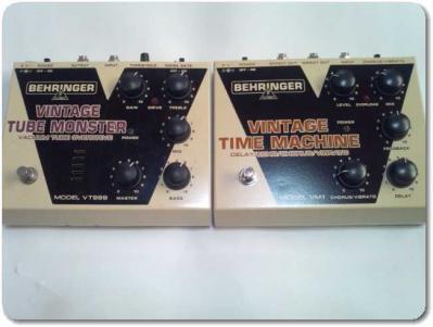 ベリンガーVT999とVM1