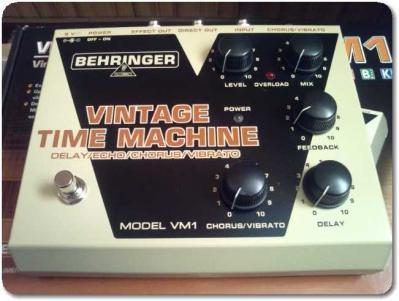 ベリンガーVM1本体