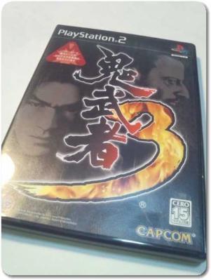 PS2鬼武者3激安