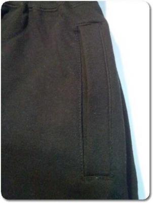 ユナイテッドアスレスウェットダンスパンツXXLサイズのポケット