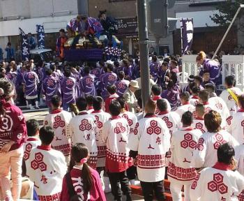 松山地方祭