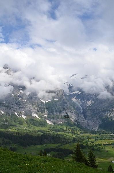スイス旅行4日目 (1)
