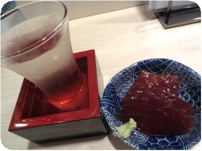 日本酒+お通し