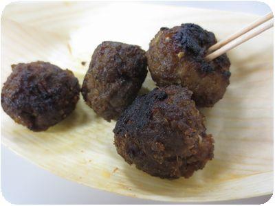 焼肉古々時近江牛肉店・カルビボール