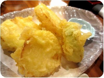 玉ねぎ天ぷら