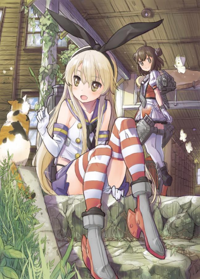 anime_wallpaper_Kantai_Collection_shimakaze_54749-46261557_p0.png
