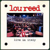 Live In Italy / Lou Reed