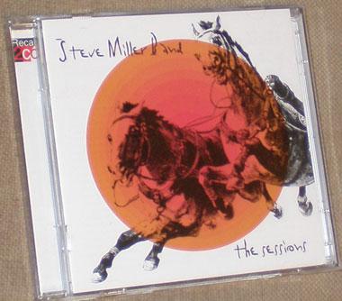 Sessions / Steve Miller Band