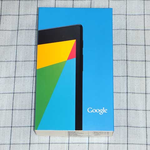 Nexus 7 (16GB) [2013]