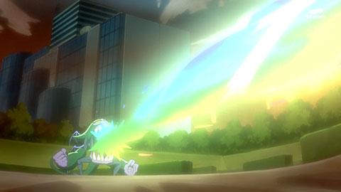 【ドキドキ!プリキュア】第31回「大貝町大ピンチ!誕生!ラブリーパッド」