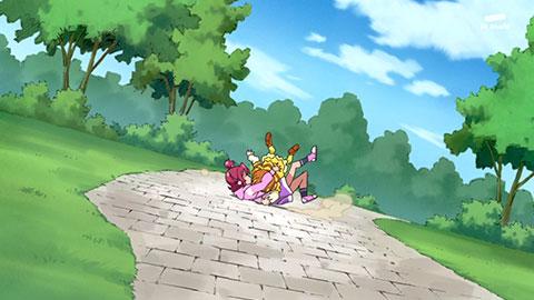 【ドキドキ!プリキュア】第33回「ありすパパ登場!四葉家おとまり会!」