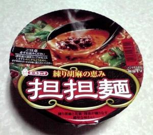 練り胡麻の恵み 担担麺