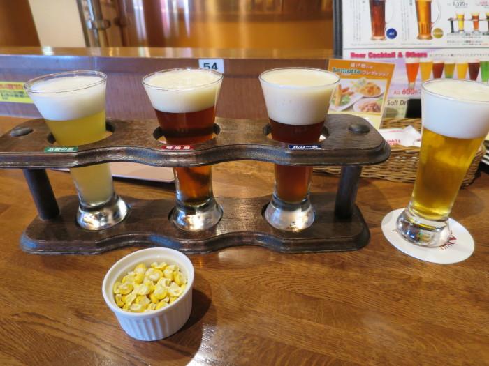 函館ビール オススメ 飲み比べ