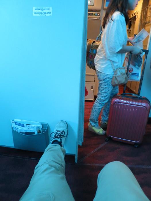 JAL ファーストクラス開放 スカイスイート JGC