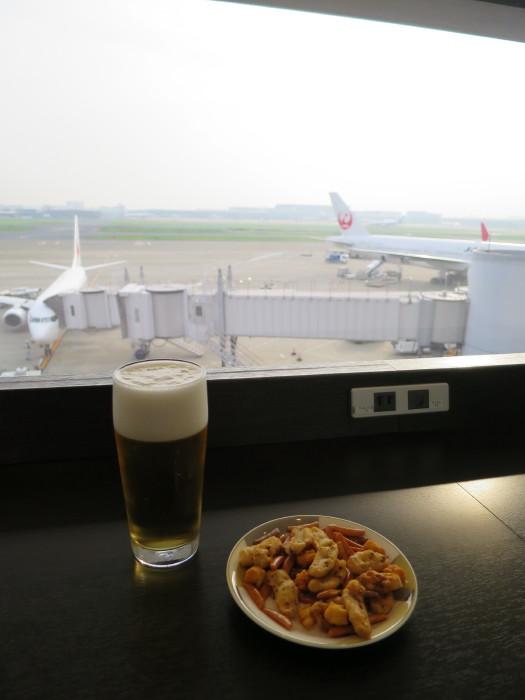 羽田空港 サクララウンジ 南ウイング JGC